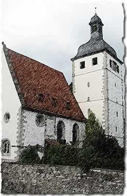 Erdmannhausen-Kirche